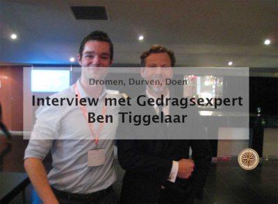 interview ben tiggelaar