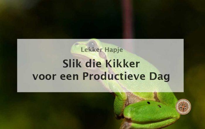 slik die kikker slik de kikker eat that frog nederlands pdf vertaling samenvatting