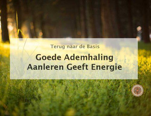 Goede Ademhaling Aanleren Geeft Energie