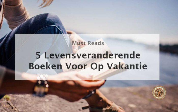 5 levensveranderende boeken voor de vakantie mini habits covey de zeven eigenschappen van effectief leiderschap