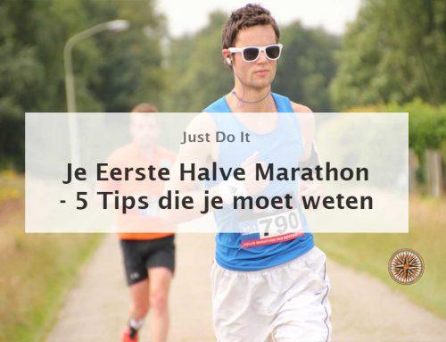 Mijn eerste Halve Marathon ervaring: 5 Tips