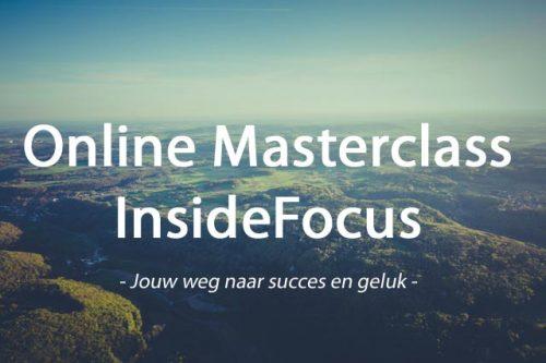 Online masterclass insidefocus 30 daags coachingsprogramma