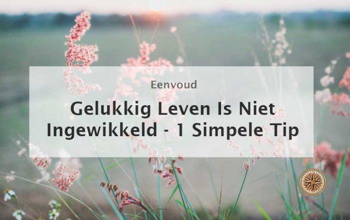 gelukkig leven is niet ingewikkeld 1 simpele tip die je moet weten leroy seijdel company