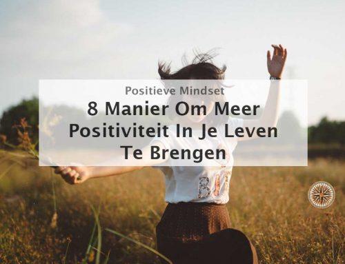 Positief denken – 8 tips om minder negatief te denken