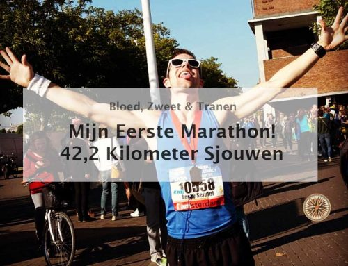 Mijn Eerste Marathon: TCS Amsterdam Marathon 2016
