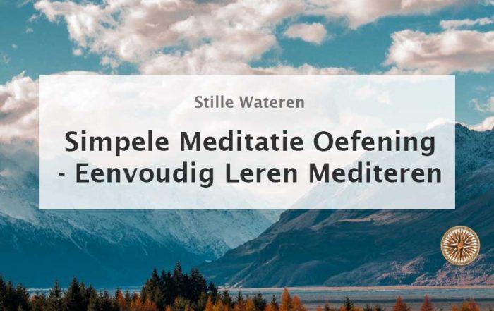 87korte meditatie oefening persoonlijke ontwikkeling