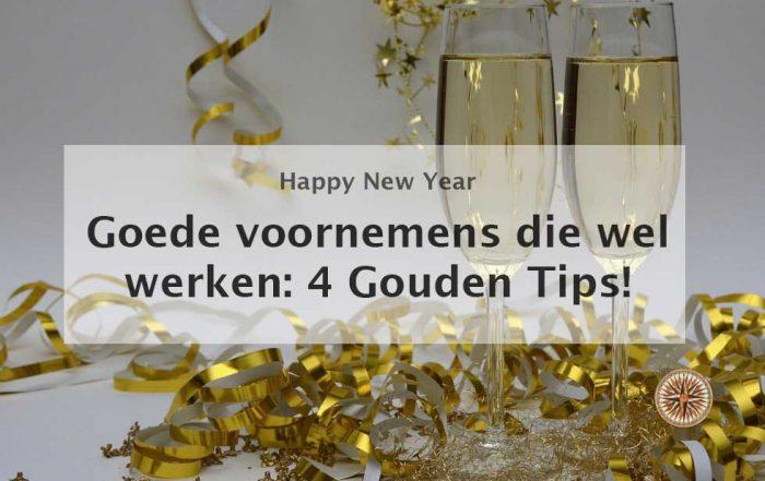 goede voornemens die wel werken 4 gouden tips voor 2018 kickstart