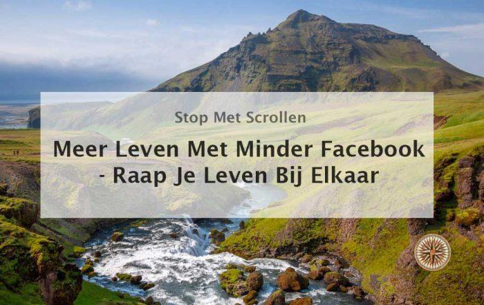 waarom facebook slecht is