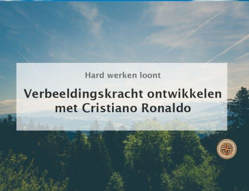 Verbeeldingskracht ontwikkelen met Cristiano Ronaldo