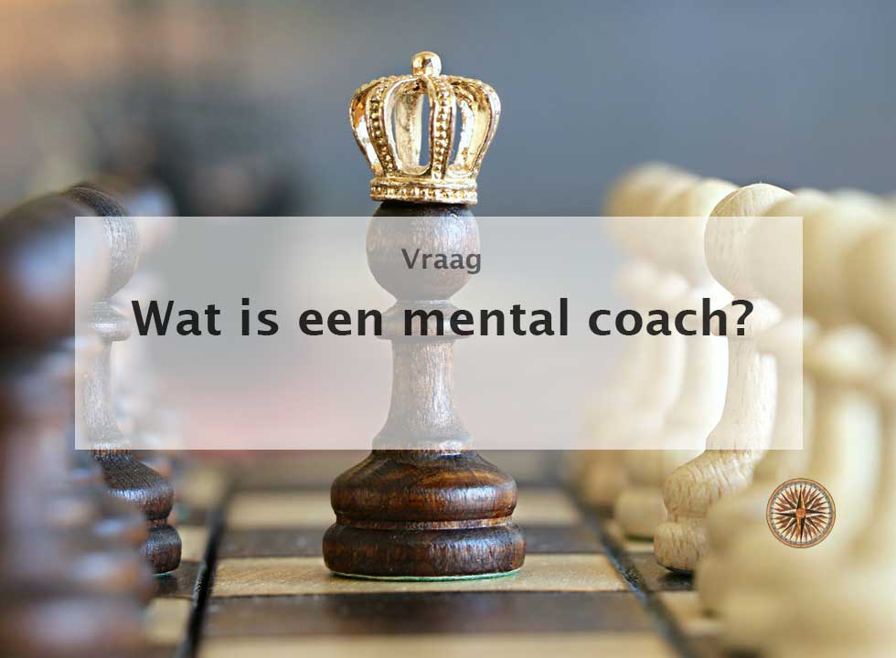 wat is een mental coach