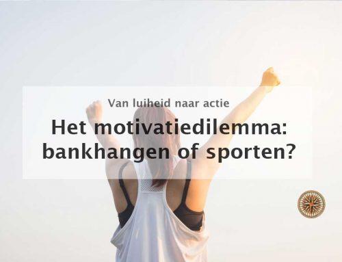 Het motivatiedilemma: van bankhangen naar sporten in 1 minuut