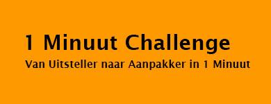 1 minuut challenge