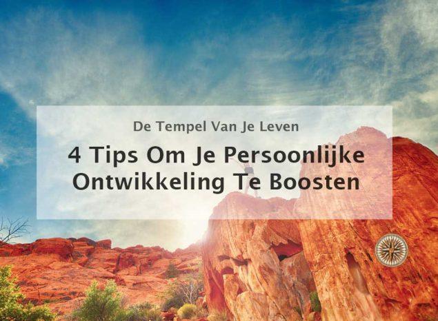 persoonlijke ontwikkeling doelen voorbeelden tips training persoonlijke ontwikkeling boeken