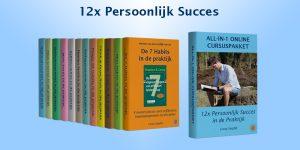 12x persoonlijk succes programma