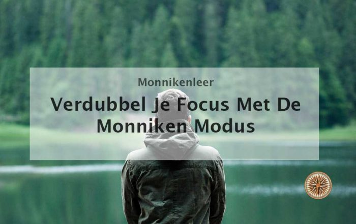 monniken modus focus monnik focus concentratie