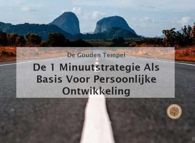 1 minuutstrategie