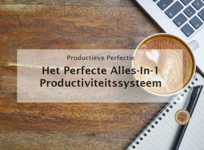 productiviteitssysteem
