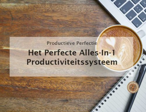 Het perfecte alles-in-1 productiviteitssysteem