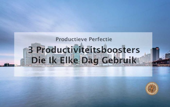 productiviteitsboosters