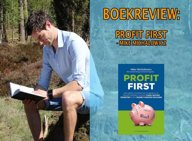 profit first boekrecensie boekreview samenvatting nederlands femke hogema