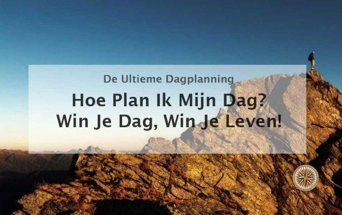 hoe plan ik mijn dag planning maken dagplanning plannen maken