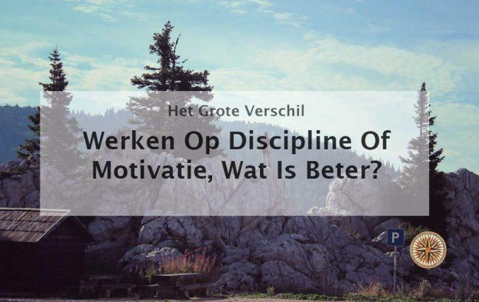 discipline en motivatie discipline training tips voordelen thuis sporten intrinsieke motivatie oefeningen