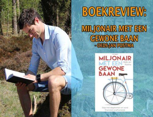 Miljonair met een gewone baan boekrecensie – Oeds-Jan Postma