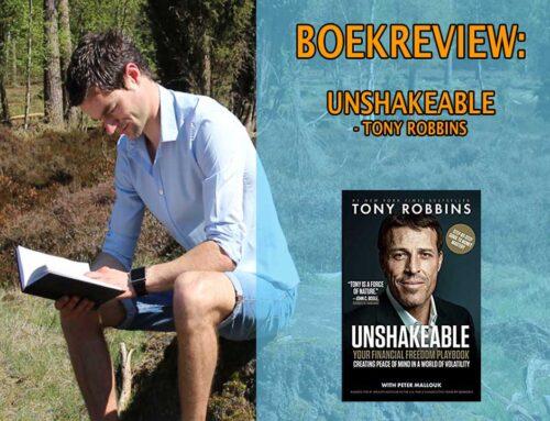 Unshakeable boekrecensie – Tony Robbins