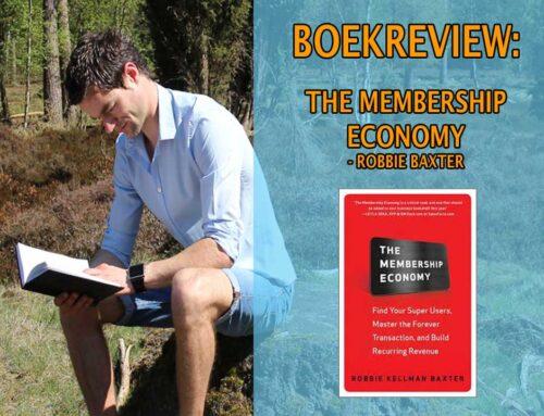 The Membership Economy boekrecensie – Robbie Baxter