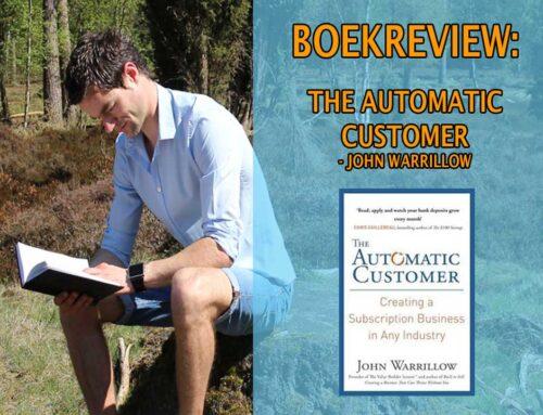 The Automatic Customer boekrecensie – John Warrillow