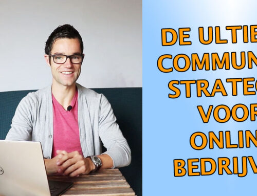 Community building strategie voor online ondernemingen