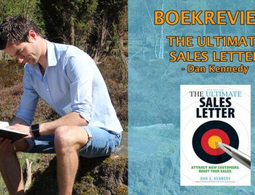 The Ultimate Sales Letter Boekrecensie – Dan Kennedy