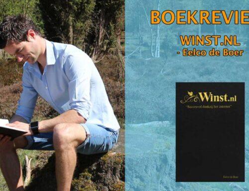 Winst.nl Boekrecensie – Eelco de Boer