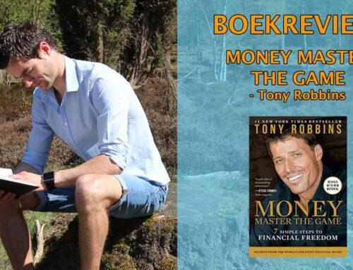 Money Master The game Boekrecensie – Tony Robbins