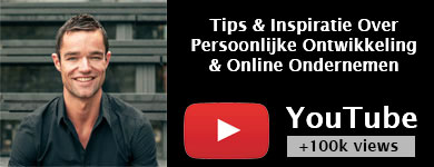 leroy seijdel youtube video's persoonlijke ontwikkeling en online ondernemen mindset