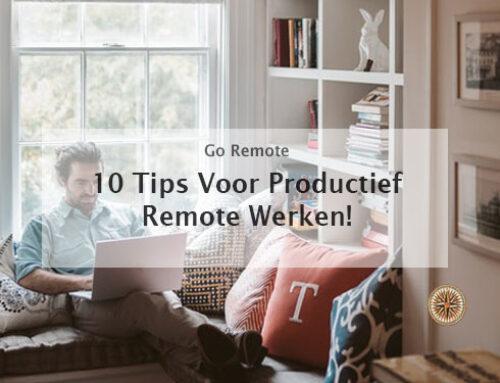 Remote werken tips: 10 strategieën voor productiever werken op afstand