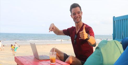 leven als digital nomad in da nang vietnam locatie onafhankelijk werken remote werken tips inspiratie digitale nomaden slow travel inzichten